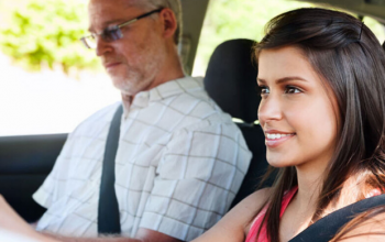 Fallas comunes al aprender a conducir