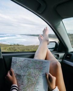 Errores que debes evitar en un viaje por carretera