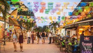 Shopping en Playa del Carmen