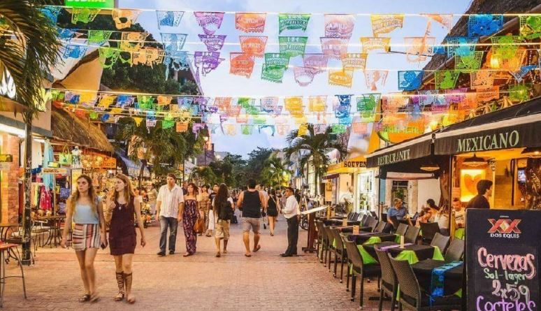 Shopping en Playa del Carmen